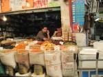 Mercado de Machneyuda en Jerusalén
